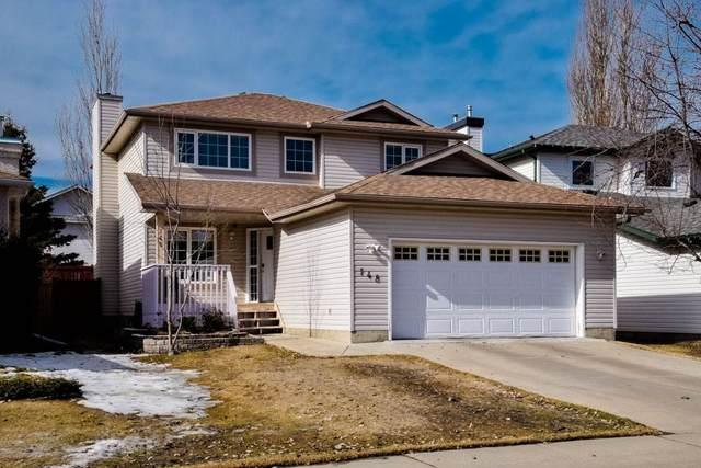 148 Bainbridge Crescent NW, Edmonton, AB T5T 6B4 (#E4237032) :: Initia Real Estate