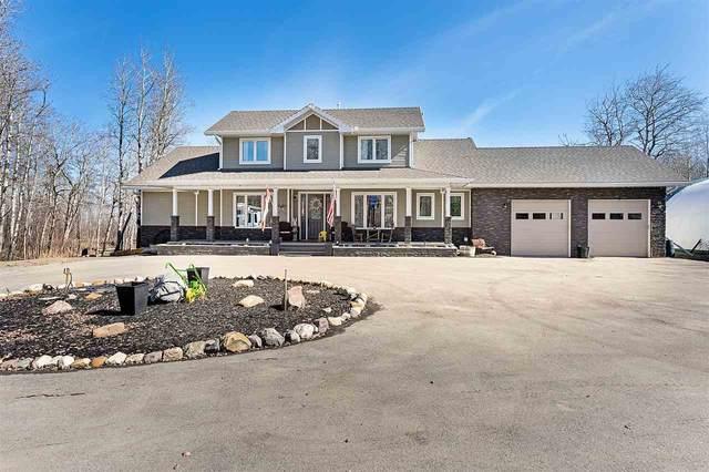 374 20212 Twp Rd 510 Road, Rural Strathcona County, AB T8G 1E4 (#E4237040) :: Initia Real Estate