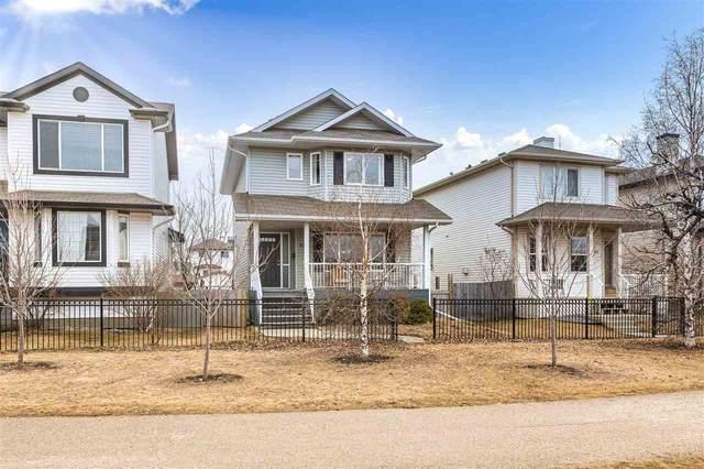 33 Suntree Promenade, Leduc, AB T9E 8R7 (#E4237057) :: Initia Real Estate