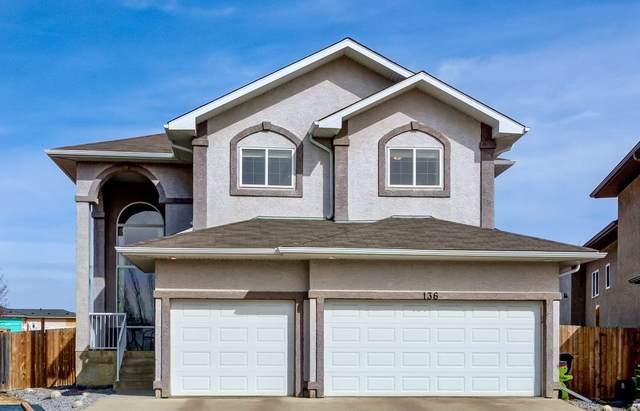 136 Fraser Way, Edmonton, AB T5Y 3M8 (#E4237058) :: Initia Real Estate