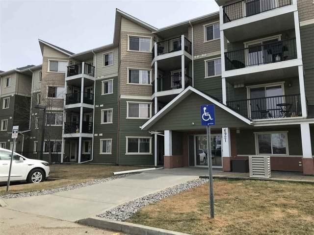 208 6921 199 Street, Edmonton, AB T5T 3X7 (#E4237079) :: Initia Real Estate