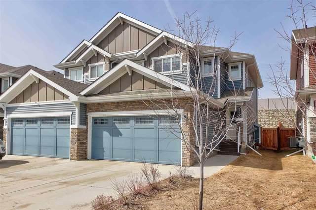 871 Ebbers Crescent, Edmonton, AB T5Y 3V1 (#E4237090) :: Initia Real Estate