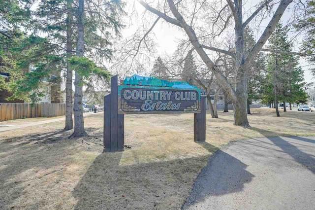 212 7815 159 Street, Edmonton, AB T5R 2E1 (#E4237095) :: Initia Real Estate