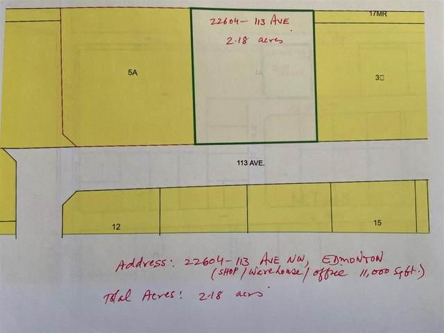 22604 113 AV NW, Edmonton, AB T5S 2S5 (#E4237100) :: Initia Real Estate