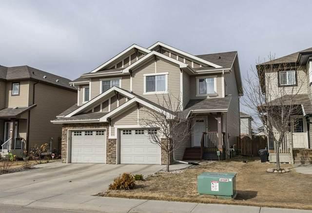 11608 17 Avenue, Edmonton, AB T6W 1Y4 (#E4237101) :: Initia Real Estate