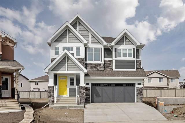 17352 9 Avenue, Edmonton, AB T6W 3V3 (#E4237103) :: Initia Real Estate