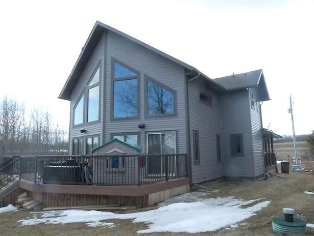 113 15156 Old Trail, Rural Lac La Biche County, AB T0A 2C2 (#E4237127) :: Initia Real Estate