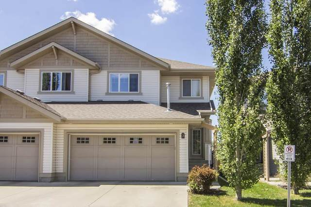 2 1901 126 Street, Edmonton, AB T6W 0R9 (#E4237136) :: Initia Real Estate