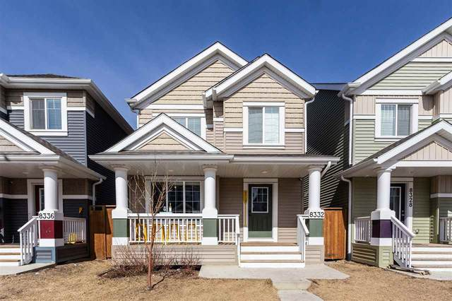 8332 23 Avenue, Edmonton, AB T6X 2G8 (#E4237144) :: Initia Real Estate