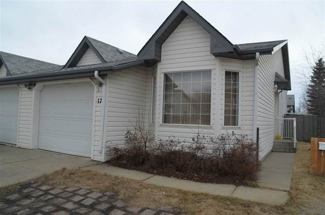 17 12603 152 Avenue, Edmonton, AB T5X 6E8 (#E4237147) :: Initia Real Estate