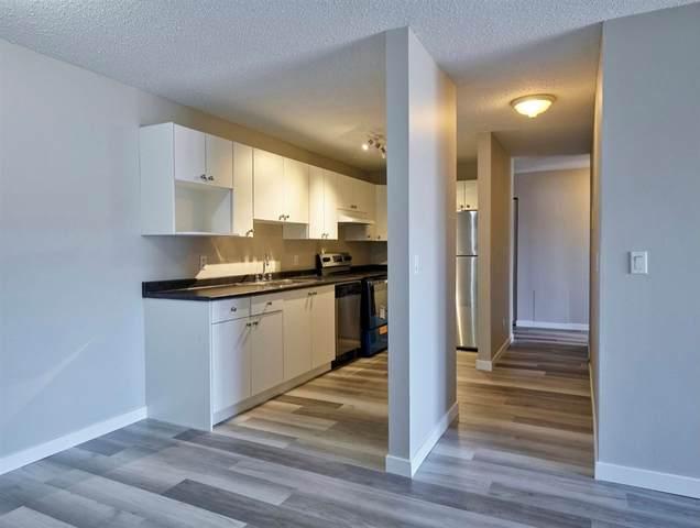 104 12412 161 Avenue, Edmonton, AB T5X 4W6 (#E4237177) :: RE/MAX River City