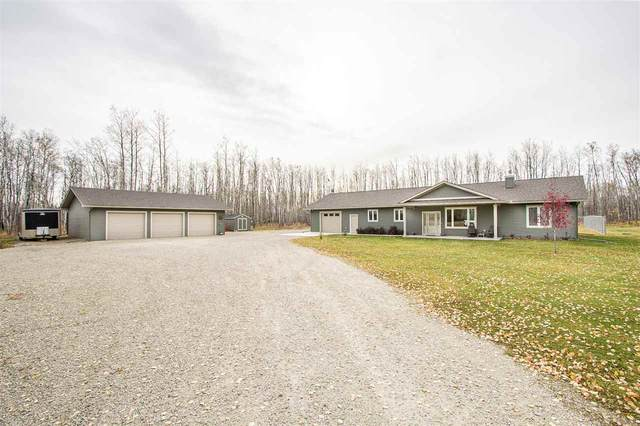 105-63324 Range Road 435, Rural Bonnyville M.D., AB T9M 1N1 (#E4237179) :: Initia Real Estate