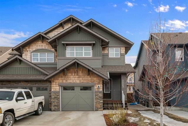 1523 Graydon Hill Point(E) SW, Edmonton, AB T6W 1A3 (#E4237187) :: Initia Real Estate