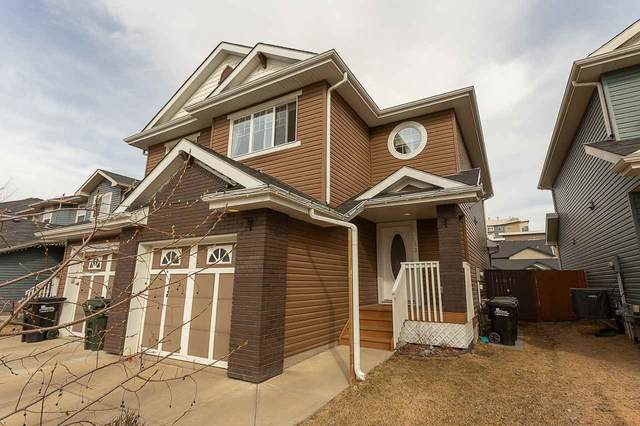 7453 Ellesmere Way, Sherwood Park, AB T8A 0N4 (#E4237193) :: The Foundry Real Estate Company