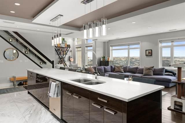 804 5151 Windermere Boulevard, Edmonton, AB T6W 2K4 (#E4237197) :: Initia Real Estate