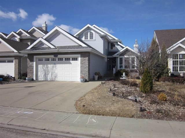 599 Stewart Crescent SW, Edmonton, AB T6X 1B5 (#E4237201) :: Initia Real Estate
