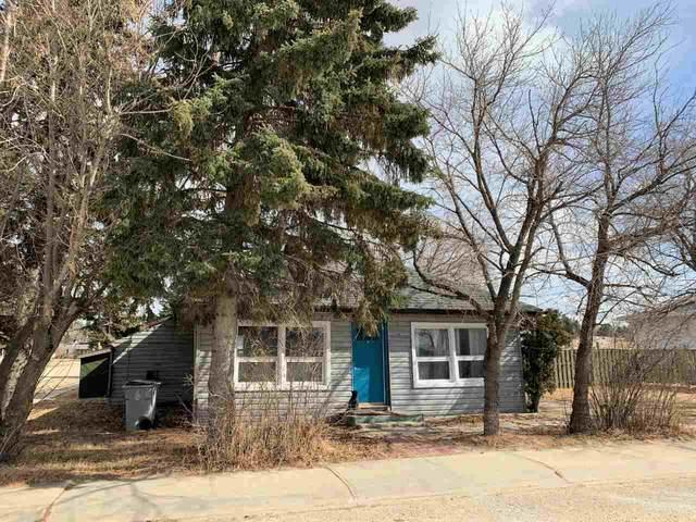 5015 49 St, Evansburg, AB T0E 0T0 (#E4237208) :: Initia Real Estate