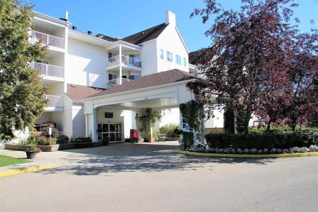 215 78 Mckenney Avenue, St. Albert, AB T8N 1L9 (#E4237231) :: Initia Real Estate