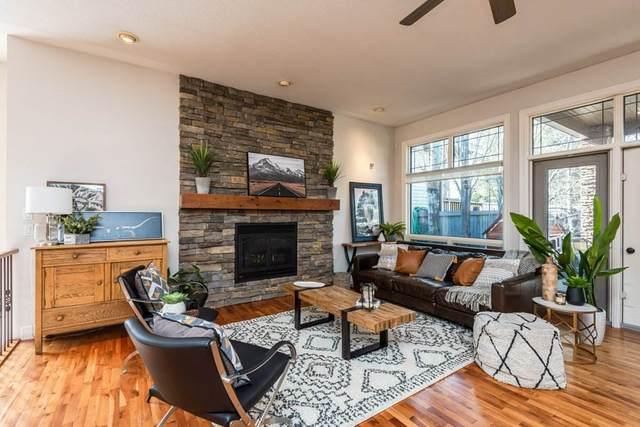 1710 Bowness Wynd, Edmonton, AB T6W 1P1 (#E4237266) :: Initia Real Estate