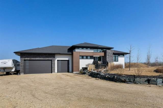 160 50428 RGE RD 234, Rural Leduc County, AB T4X 0L7 (#E4237275) :: Initia Real Estate