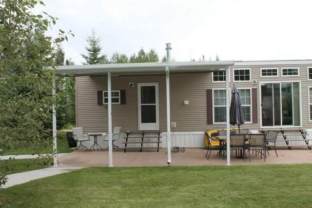 133 53126 RGE RD 70, Rural Parkland County, AB T0E 0W0 (#E4237332) :: Initia Real Estate