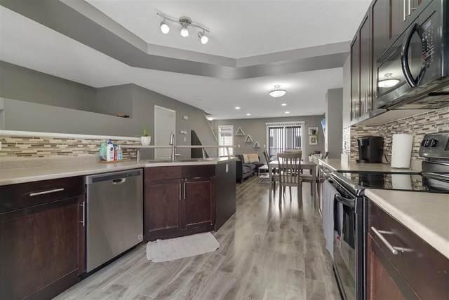 140 1804 70 Street, Edmonton, AB T6X 0H4 (#E4237341) :: Initia Real Estate