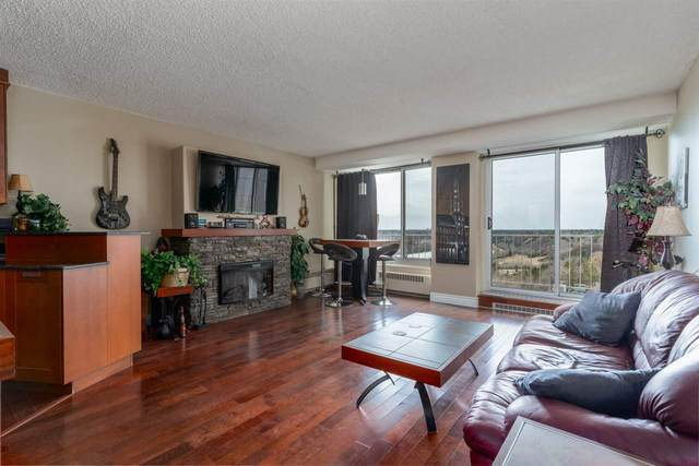 704 12207 Jasper Avenue, Edmonton, AB T5T 5T5 (#E4237364) :: Initia Real Estate