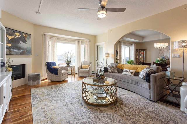 417 200 Bethel Drive, Sherwood Park, AB T8H 2C5 (#E4237371) :: Initia Real Estate