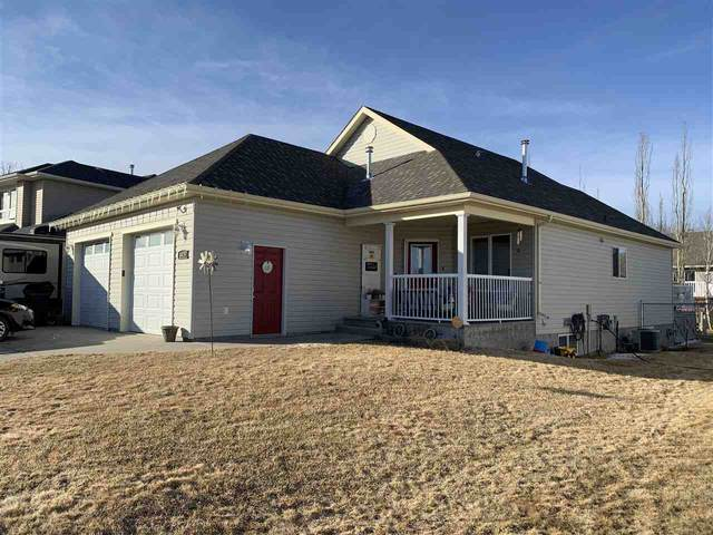 4419 Madsen Avenue, Drayton Valley, AB T7A 1T9 (#E4237380) :: Initia Real Estate