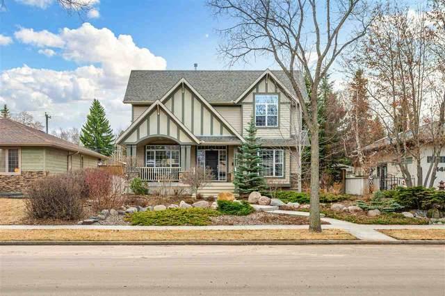 14631 92A Avenue, Edmonton, AB T5R 5E5 (#E4237385) :: Initia Real Estate