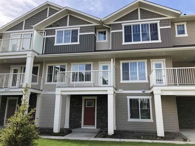 17 165 Cy Becker Boulevard, Edmonton, AB T5Y 3R4 (#E4237398) :: Initia Real Estate