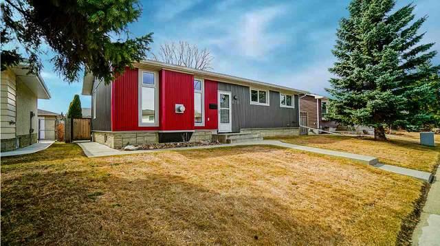 11719 39A Avenue, Edmonton, AB T6J 0P1 (#E4237421) :: Initia Real Estate