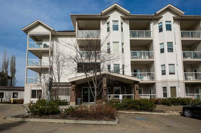 419 14259 50 Street, Edmonton, AB T5A 5J2 (#E4237449) :: The Foundry Real Estate Company