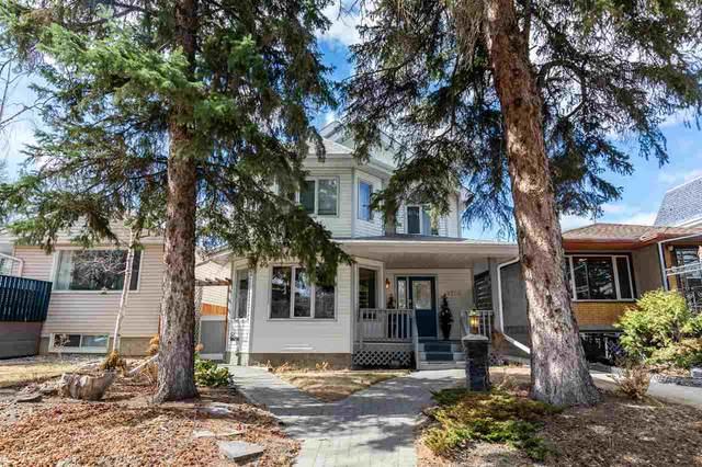 9710 95 Street, Edmonton, AB T6C 3X7 (#E4237465) :: Initia Real Estate