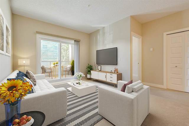 205 1238 Windermere Way, Edmonton, AB T6W 2J3 (#E4237472) :: Initia Real Estate
