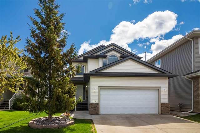 32 Birchmont Drive, Leduc, AB T9E 8C8 (#E4237474) :: Initia Real Estate