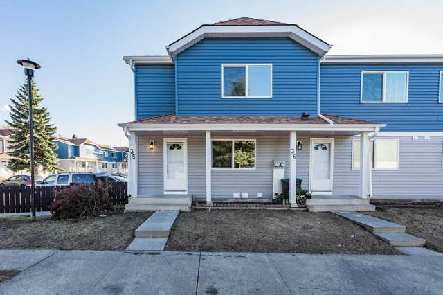 35 1411 Mill Woods Road E, Edmonton, AB T6L 4T3 (#E4237480) :: Initia Real Estate