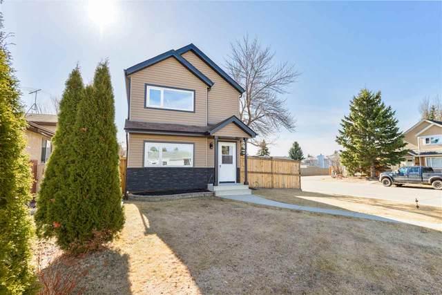 28 St. Andrews Avenue, Stony Plain, AB T7Z 1K8 (#E4237499) :: Initia Real Estate