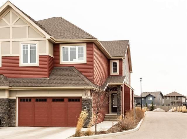 3 8132 217 Street, Edmonton, AB T5T 4S1 (#E4237500) :: The Foundry Real Estate Company