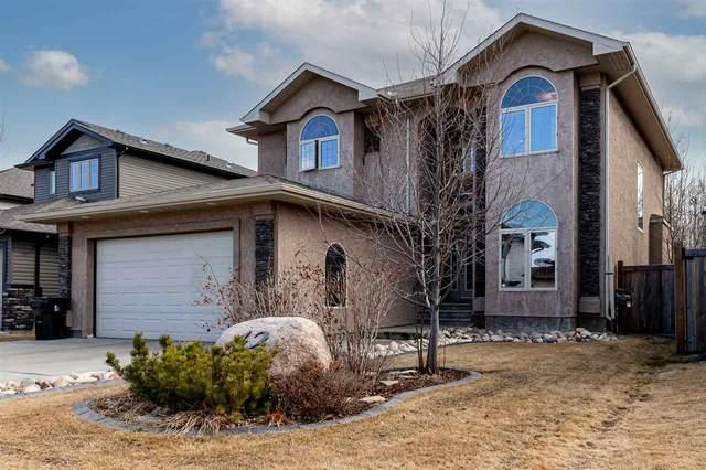 42 Danfield Place, Spruce Grove, AB T7X 0A3 (#E4237502) :: Initia Real Estate