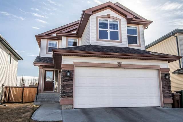 22 Nash Close, St. Albert, AB T8N 7E9 (#E4237511) :: Initia Real Estate