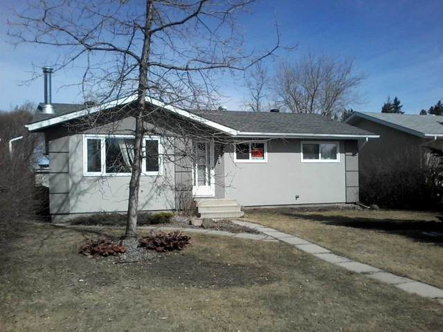 4728 53 Avenue, Bon Accord, AB T0A 0K0 (#E4237548) :: Initia Real Estate