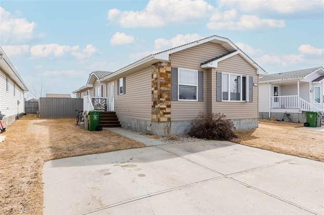 1029 Aspen Drive E, Leduc, AB T9E 8R5 (#E4237552) :: Initia Real Estate