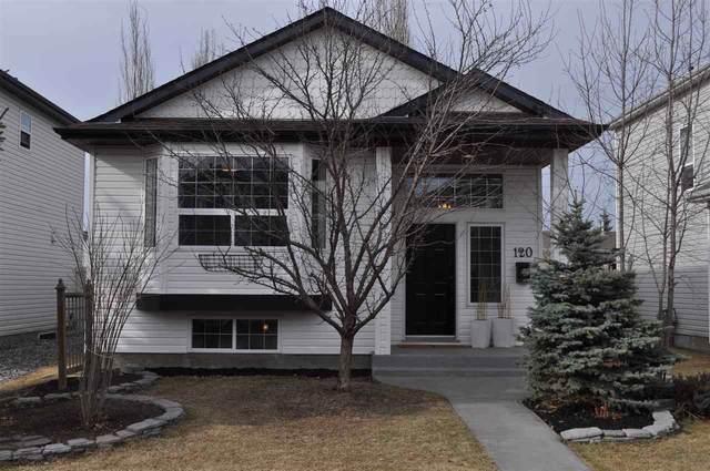 120 Michigan Key, Devon, AB T9G 2E1 (#E4237557) :: Initia Real Estate