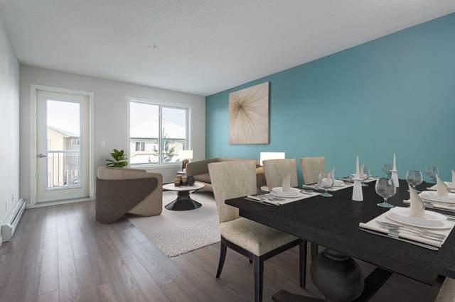 208 1820 Rutherford Road, Edmonton, AB T6W 2K6 (#E4237566) :: Initia Real Estate