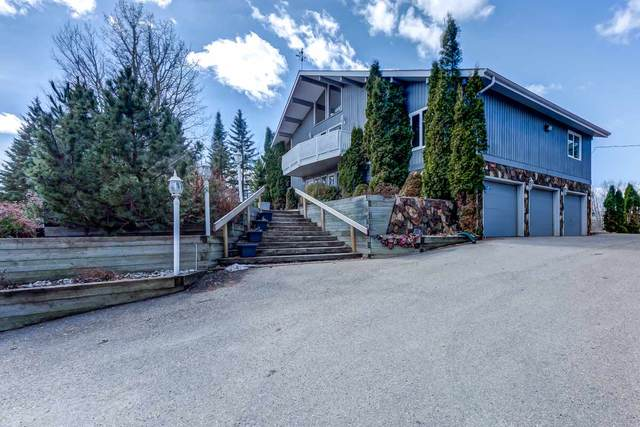 182 23054 TWP RD 512, Rural Strathcona County, AB T8B 1K7 (#E4237570) :: Initia Real Estate