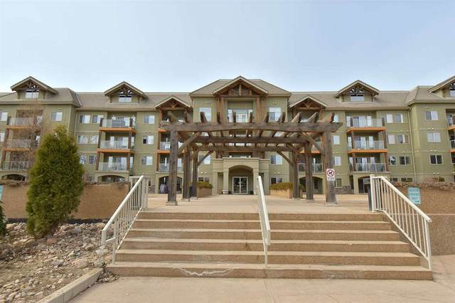 427 278 Suder Greens Drive, Edmonton, AB T5T 6V6 (#E4237574) :: Initia Real Estate