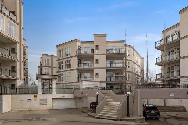 426 4831 104A Street, Edmonton, AB T6H 0R5 (#E4237578) :: Initia Real Estate