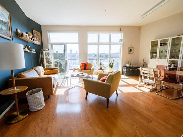 414 9804 101 Street, Edmonton, AB T5K 2X3 (#E4237608) :: Initia Real Estate