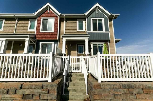 1 1508 105 Street, Edmonton, AB T6J 5R8 (#E4237619) :: Initia Real Estate
